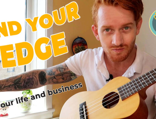 Find the edge in your life and business